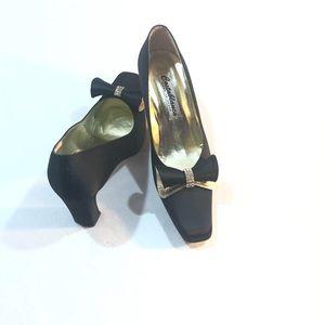 Costablanca Black High Heels